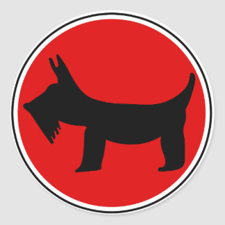 2. StG2 Classic Round Sticker