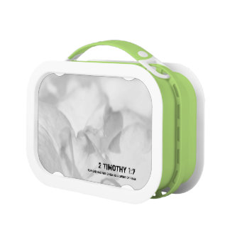 2 Timothy 1-7 For God Lunch Box