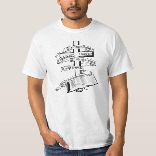 2 Timothy 3:16 T-Shirt