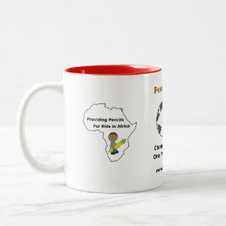 2-Tone Mug Pencil Project