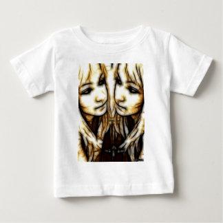 2 - Vitesse magique reflétée T-shirt Pour Bébé