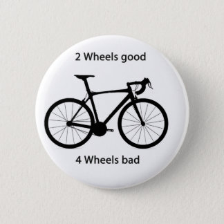 2 wheels good 2 inch round button