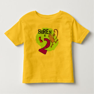 2 YO Birthday T-Shirt