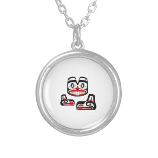 2 ZAZZLE (2) SILVER PLATED NECKLACE