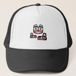 2 ZAZZLE (2) TRUCKER HAT