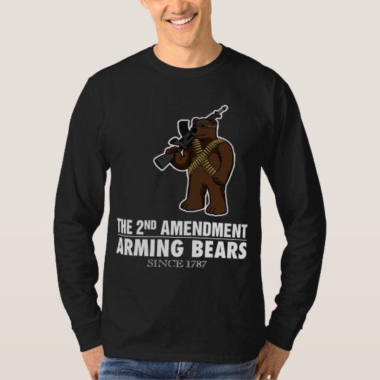 2A - Arming Bears since 1787 T-Shirt