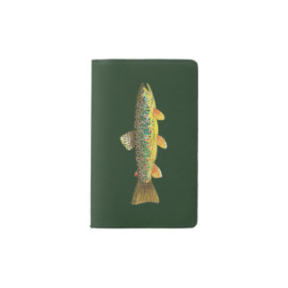 2Brown Pocket Moleskine Notebook