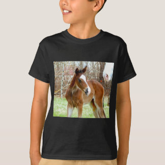 2CUTE HORSE FOAL BABY PONY T-Shirt