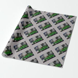2CV DANS LA FORÊT - Artwork Jean Louis Glineur Wrapping Paper