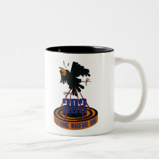 2D2 and PEWR patch mug