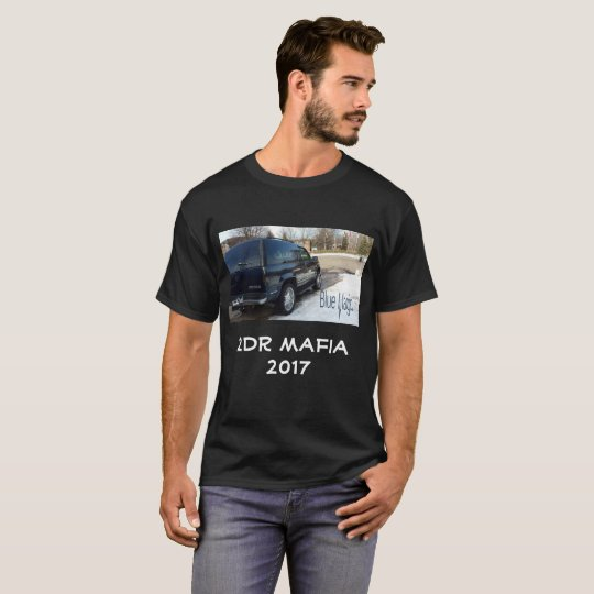2DR Mafia Blue Magic T-shirt
