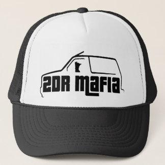 2DR Mafia Mn Trucker hat
