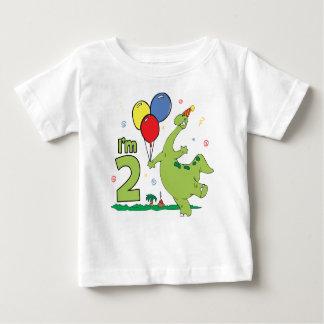 2ème anniversaire de Dino T Shirt