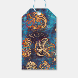 2Fine Autism Artist Shells Gift Tags