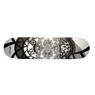 2Free Polar Triangles Skateboards