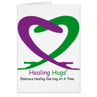 2HH with tag line Vector 200x210.ai Greeting Card