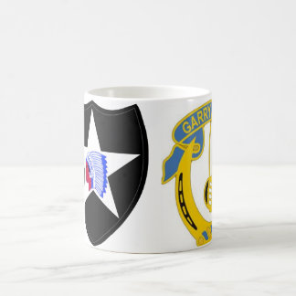2ID 7th Cavalry Garry Owen Charles Meade Coffee Mug