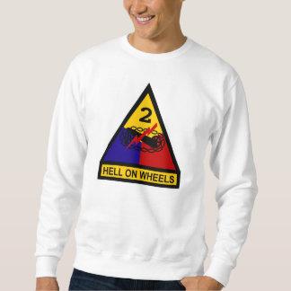 2nd AD Class A Shoulder Patch Sweatshirt