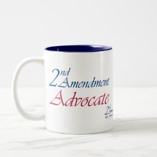 2nd Amendment Advocate mugs