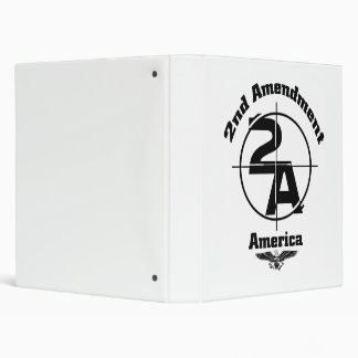 2nd Amendment Binder