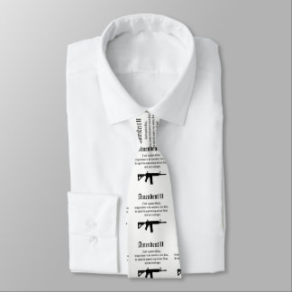 2nd Amendment Necktie