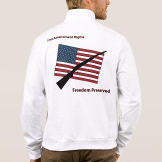 """2nd Amendment Rights"" Jacket"