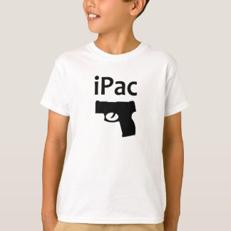 2nd Amendment Shirt iPAC Gun Control T-Shirt Funny