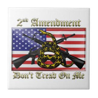 2nd Amendment Tile