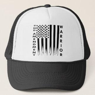 2nd Amendment Warrior Trucker Hat