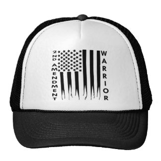 2nd Amendment Warrior Trucker Hat