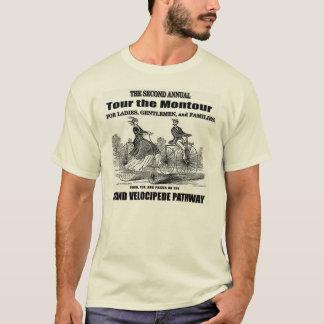 2nd Annual Tour the Montour T-Shirt