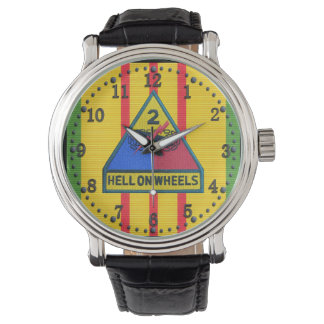 2nd Armored Division VSM Watch