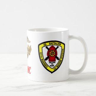 2nd BATTALION 10th MARINES 2nd MARINE DIVISION Coffee Mug