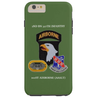 2ND BATTALION 327TH INFANTRY 101ST ABN iPHONE CASE