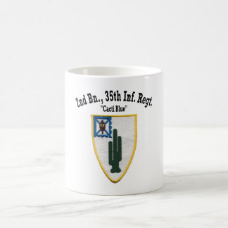 "2nd Battalion, 35th Inf ""Cacti Blue"" - Cup"