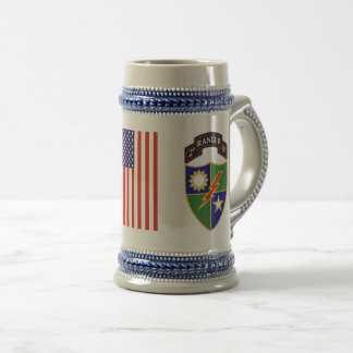 2nd Battalion - 75th Ranger Regiment Stein
