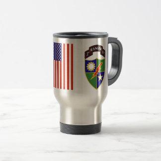 2nd Battalion - 75th Ranger Regiment Travel Mug