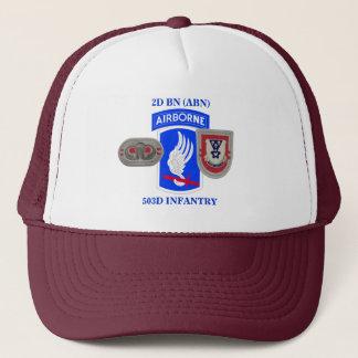 2ND BATTALION (ABN) 503D INFANTRY HAT