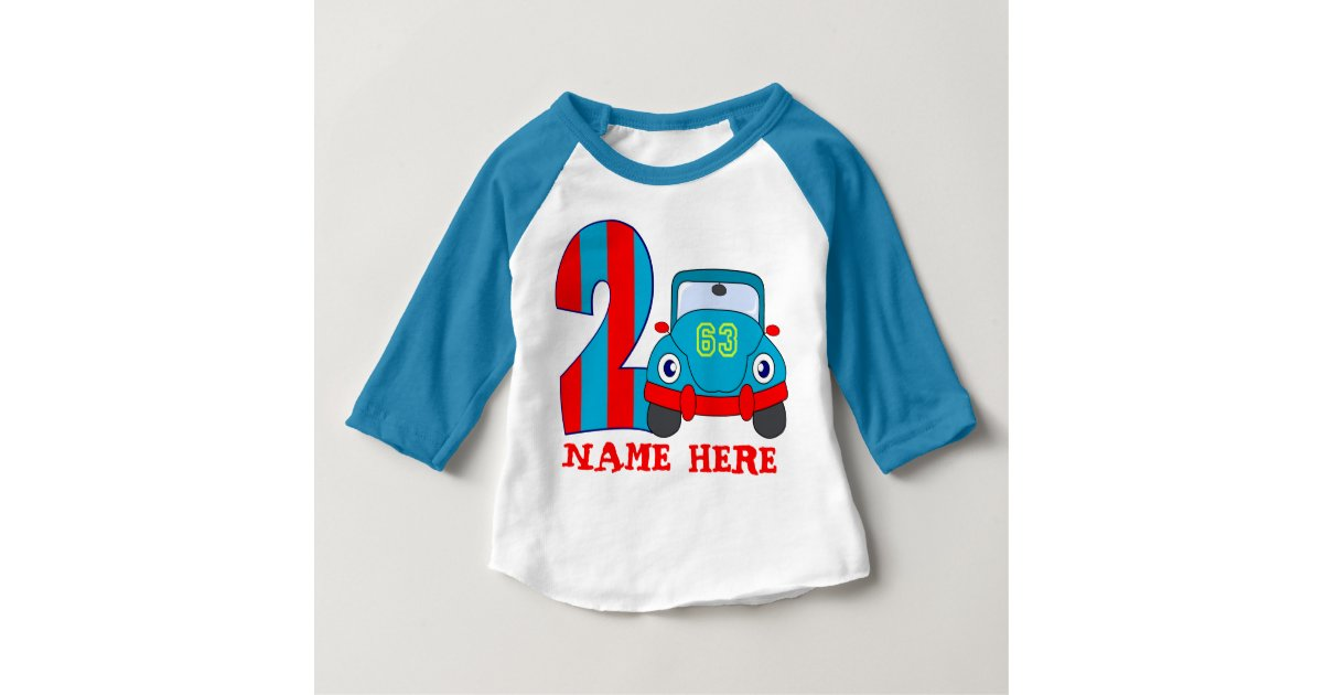 2nd Birthday2 Years Old Baby T Shirt