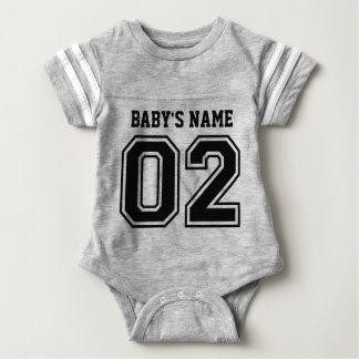 2nd Birthday (Customizable Baby's Name) Baby Bodysuit