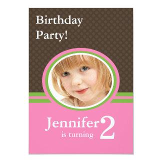 2nd Birthday Party Invitations