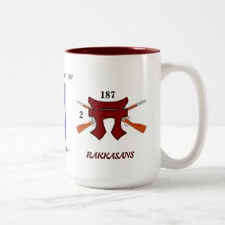 2nd Bn 187th Infantry 193rd Mug
