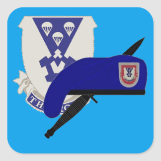 2ND BN  503D INFANTRY 101ST AIRBORNE STICKERS