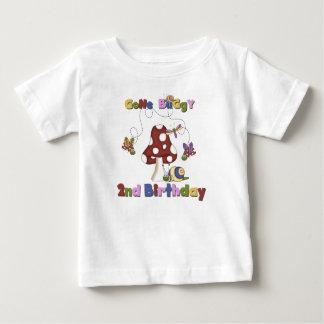 2nd Bug Birthday Baby T-Shirt