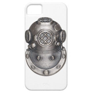 2nd Class Diver iPhone 5 Cases