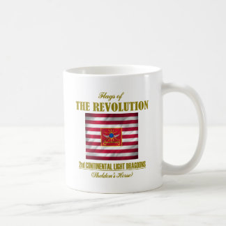2nd Continental Light Dragoons Coffee Mug