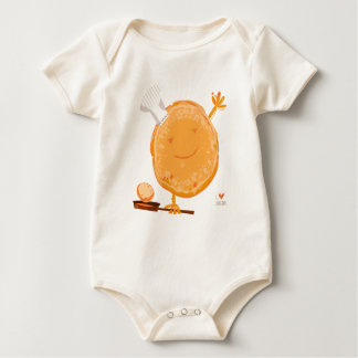 2nd Crepe Day - Appreciation Day Baby Bodysuit