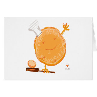 2nd Crepe Day - Appreciation Day Card