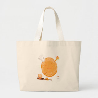 2nd Crepe Day - Appreciation Day Large Tote Bag