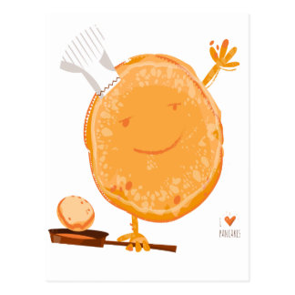 2nd Crepe Day - Appreciation Day Postcard